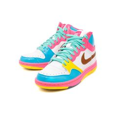 low priced 30b26 d8b3c Nike Court Force Easter Bunny