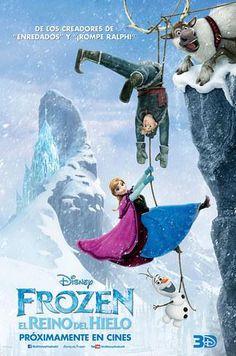 Ver Frozen: El reino del hielo 2013 Online Español Latino y Subtitulada HD - Yaske.to