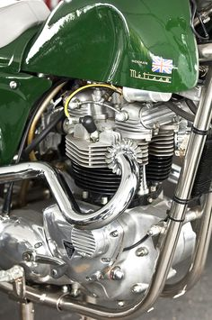 Rickman Metisse | Triumph 650 | Cafe Racer | Brat | Tracker | Jill Reger