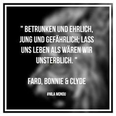 Bonnie & Clyde - Fard