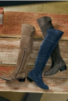 Vince Camuto Bernadine Boots - Vince Camuto Boots, Over The Knee Boots | Soft Surroundings