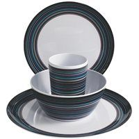 Outwell Melamine Breeze Picnic Set #melamine #camping #outwell