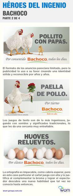 Segunda parte del análisis de la campaña publicitaria de Bachoco.