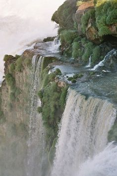 Waterfalls @DeborahPerham