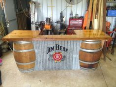 Barrel Bar's