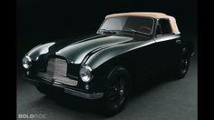 Aston Martin DB2 Vantage Drophead Coupe                              …