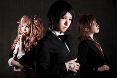 Yamada Ryoko(YMD_R) Mukuro Ikusaba Cosplay Photo - WorldCosplay