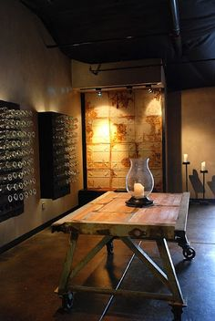 Darby winery interior design
