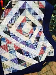 quilts using homespun plaids Flannel Quilts, Plaid Quilt, Striped Quilt, Shirt Quilts, Man Quilt, Boy Quilts, Scrappy Quilts, Quilting, Dad To Be Shirts