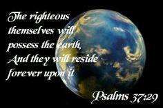 Ps 37:29