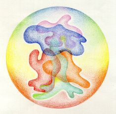 Mandala's tekenen met Hannie de JongPicture 71 « | Mandala's