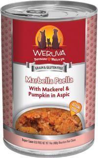 Weruva Marbella paella 14oz case of 12