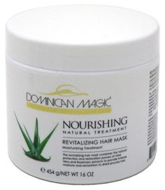 Dominican Magic Revitalizing Hair Mask, 16 Ounce *** Find out more about the great product at the image link.