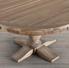 17th C Monastery Round Dining Table - FOUND THE ONE I WANT!
