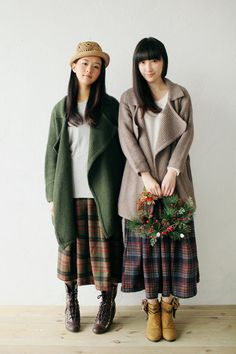 natural kei fashion