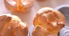 パンとパンケーキとシュー皮をトリプルに掛け合わせたような独特な食感がハマります! 我が家のレシピは粉量多めでもちふわ系