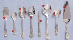 How to Set a Proper Southern Table ~ The Daily South, your hub for Southern Culture Southern Ladies, Southern Sayings, Southern Charm, Southern Belle, Southern Living, Table Etiquette, Etiquette And Manners, Flatware Storage, Southern Recipes