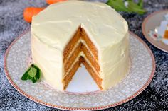 Morotstårta | Hannas bageri