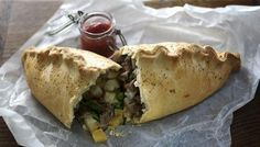 Cornish pasty recipe from the Hairy Bikers - both quintessentially British!