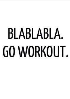 Workout! #motivational #fitness #fitspirational