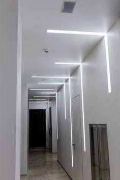 """Готовый проект освещения клиники """"TEFI"""" под ключ от My Light - My Light"""