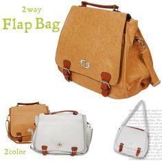 COSMATES - Casual Bag ZB85449 - Brown - $28.00