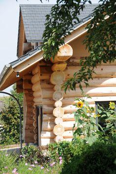 Léon Wood® HolzBlockhaus Haus Espoo deluxe