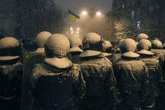 Ukraine Dances Between Russia And Europe