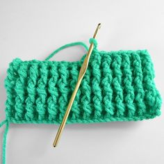 This lovely stitch is fun to crochet and has a great looking texture. The Single Rib Crochet Stitch demonstrated here by Allison Murray of Dream A Little Bigger is easier than you may think and looks fabulous. In fact, with the help of a great photo tutorial you'll find on this site, even a beginner …