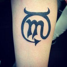 taurus and scorpio tattoo - Google Search