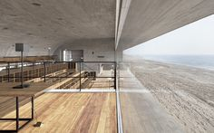 Seashore Library | Minimalissimo