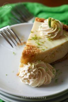 Describe your BEST Key Lime Pie.is it citrusy, sweet-tart, creamy -- with the perfect sweet to-pucker ratio; light and bright with a crisp not-to-sweet graham cracker crust? Recipe via Gluten Free Desserts, Easy Desserts, Delicious Desserts, Lime Desserts, Pie Recipes, Dessert Recipes, Cooking Recipes, Lemon Recipes, Cheesecake Recipes