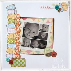 using {ippity} stamps by unity stamp company - moments in time