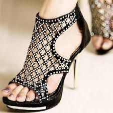 Image result for beautiful high heels shoes for girls