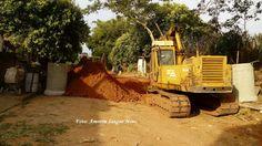 .: Rua Aristides Zanoni deverá ser asfaltada em breve