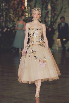Cool Chic Style Fashion: Fashion Runway | Dolce & Gabbana Alta Moda Primavera Estate 2015