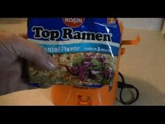 Wolfgang Puck Rice Cooker Ramen Noodles and Cheese - YouTube