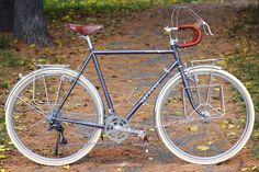 The Velo ORANGE Blog: Campeur: Classic Modern