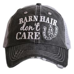 Show your Bama pride with this adorable baseball cap - trucker caps are embroidered and have curved bill - distressed cap gives it a worn look - adjustable tab with mesh back - 80% cotton and 20% poly