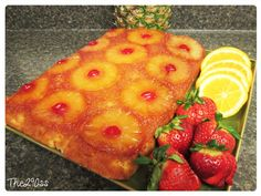 Upside down pineapple cake recipe #CookingwithThe290ss #Recipe #PineappleUpsideDownCake....honestly the simplest pineapple upside down cake recipe I found and it is so yummy that i'm making another one lol