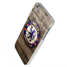 Chelsea FC Logo For  iPhone 4/4s/5/5c/5s iPod by PanturaLiveCase, $15.00