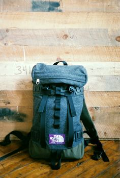 The North Face Klettersack | cork grips