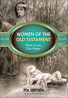 Women of the Old Testament: Their Lives, Their Hope. Also available in Spanish. This book tells the stories of 11 women of the Old Testament, presenting their lives as material for personal spiritual reflection. Every chapter offers the biblical story narrated in prose, quotes from the Catechism, and reflection and discussion questions. As a Bible study, this book offers you a new focus that will strengthen your faith and improve your life. To see sample pages, click on the image.