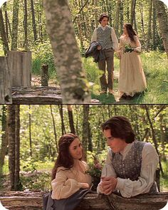 Little Women with Winona Ryder and Christian Bale. Love this movie. <3