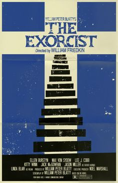 The Exorcist: I saw this movie way to young and couldn't sleep for a week afterwards. I've been chasing that 'high' ever since and nothing ever measures up to the 13 year old me watch The Exorcist. Nothing was ever that scary again.