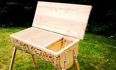 Top bar bee hives - building beehive (1)
