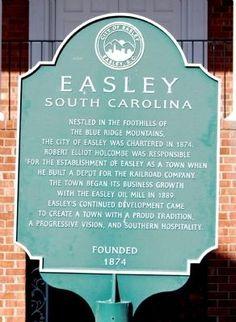 Easley SC