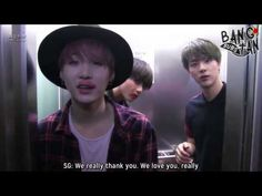 [ENG] 150507 BOMB: after M!countdown 1st place T_T