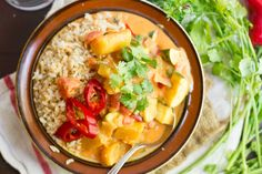Our meatless remake of this Brazilian stew is packed with flavor--and lots of veggies!