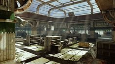 abandoned mall - Google Search